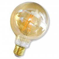 Energizer LED filament Globe Gold Ø 95mm
