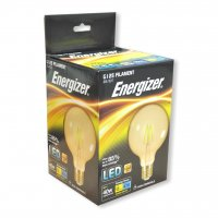 Energizer LED filament Globe Gold Ø 125mm